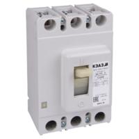Автоматический выключатель ВА51-35М3-340010-400А-4000-690AC-УХЛ3 в литом корпусе 108391