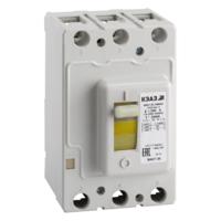 Автоматический выключатель ВА57-35-340010-160А-500-690AC-УХЛ3 в литом корпусе 108610