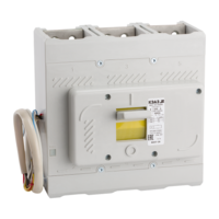 Автоматический выключатель ВА57-39-341810-400А-4000-690AC-НР230AC/220DC-УХЛ3 в литом корпусе 109970