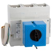 Автоматический выключатель ВА57-39-344730-630А-5000-690AC-НР230AC/220DC-ПЭ230AC-УХЛ3 в литом корпусе 110107