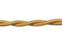 Bironi информационный кабель витой матовый UTP Cat 5E 4x2x0,52 (8 жил) песочное золото В1-427-719-U