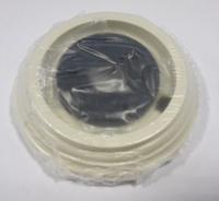 Bironi Рамка 1 постовая пластик, слоновая кость BF1-610-211