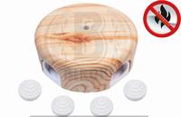 BIRONI Распределительная коробка 78мм, пластик Карельская сосна В1-521-13-К