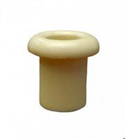 BIRONI втулка пластик цвет Слоновая кость (20шт) B1-VT-211