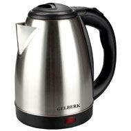 Чайник электрический Gelberk GL-302 1,8л., нержавейка матовый Диск