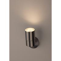 Декоративная подсветка под лампу Е27 IP44 хром WL14