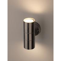 Декоративная подсветка под лампу Е27 IP44 хром WL16