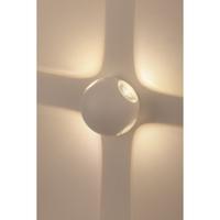 Декоративная подсветка светодиодная 4*1Вт IP54 белый WL10 WH