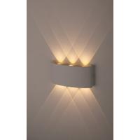 Декоративная подсветка светодиодная 6*1Вт IP54 белый WL12 WH