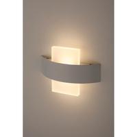 Декоративная подсветка светодиодная 6Вт IP20 белый/белый WL7 WH+WH