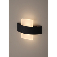 Декоративная подсветка светодиодная 6Вт IP20 белый/черный WL7 WH+BK