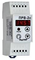 DigiTOP программируемое реле времени ПРВ-2с (суточный режим) DIN