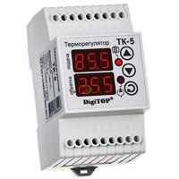 DigiTOP терморегулятор с датчиком ТК-5