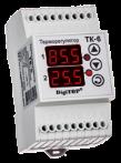 DigiTOP терморегулятор с датчиком ТК-6 (двухканальный, датчик DS18B20)