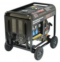 Дизельный генератор D7500EW