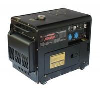 Дизельный генератор D7500S