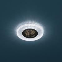 DK LD1 BL Светильник ЭРА декор cо светодиодной подсветкой (3W), голубой (50/1400)