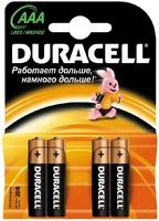 DURACELL мизинчиковая батарейка LR03 12ААА