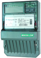 Электросчётчик Меркурий 230 ARТ-01 5-60А 380В CLN ЖКИ Мн.т
