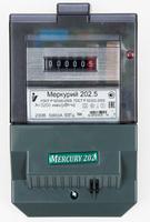 Электросчетчик Меркурий 202.5 230V 5-60A однотарифный однофазный