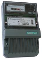 Электросчетчик Меркурий 230 АМ-00 5-7,5А/100В однотарифный трёхфазный