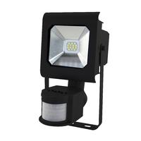 ЭРА Прожектор светодиодный с датчиком движения LPR-10-6500К-М-SEN SMD PRO Б0028653