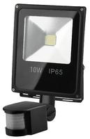 ЭРА Прожектор светодиодный с датчиком движения LPR-10-6500К-М-SEN Б0018695