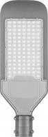 Feron SP2924 Светодиодный уличный консольный светильник 100W 6400K 230V, серый