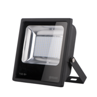 Gauss прожектор светодиодный 150W IP65 6500К черный 613100150