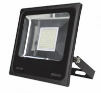 Gauss прожектор светодиодный 30W IP65 6500К черный 613100330