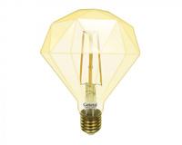 GENERAL лампа светодиодная декоративная GLDEN-BS-10-230-E27-2700 655319