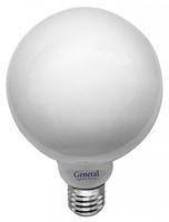 GENERAL лампа светодиодная декоративная GLDEN-G125S-M-8-230-E27-2700 684700