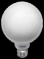 GENERAL лампа светодиодная декоративная GLDEN-G125S-M-8-230-E27-4500 684800