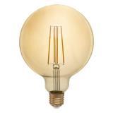 GENERAL лампа светодиодная декоративная GLDEN-G95S-10-230-E27-2700 Золотая 655308