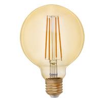 GENERAL лампа светодиодная декоративная GLDEN-G95S-8-230-E27-2700 Золотая 655307