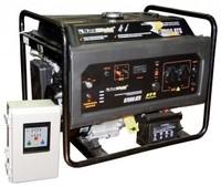 Генератор бензиновый Expert G7500ATS
