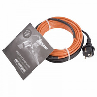 Греющий саморегулирующийся кабель (комплект в трубу) 10HTM2-CT ( 4м/40Вт) 51-0602