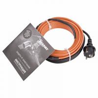 Греющий саморегулирующийся кабель (комплект в трубу) 10HTM2-CT (25м/250Вт) 51-0608