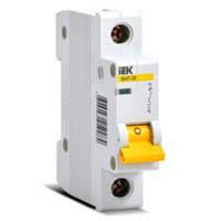 iEK Автоматический выключатель ВА47-29 1П 16А хар-ка B MVA20-1-016-B