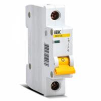 iEK Автоматический выключатель ВА47-29 1П 50А хар-ка B MVA20-1-050-B
