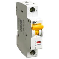 iEK Автоматический выключатель ВА47-60 1П 16А хар-ка С MVA41-1-016-C