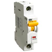 iEK Автоматический выключатель ВА47-60 1П 50А хар-ка С MVA41-1-050-C