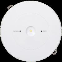 IEK Светильник аварийный ДПА-130 непостоянного действия 3ч IP20 LDPA0-130-1-3-K01