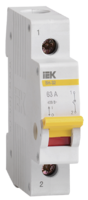 iEK Выключатель нагрузки ВН-32 1П 40А MNV10-1-040