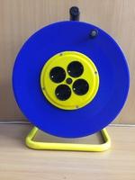 Каркас-катушка 300 мм 4 розетки с з/к металл (УМ) SP-00605