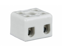 Колодка клеммная 2*2 керамика 15А 100/2000 SP4-9-10