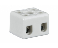 Колодка клеммная 2*2 керамика 5А 100/2000 SP-00100