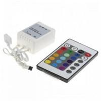 Контроллер IR 6А 72 Вт цветной пульт LEDS POWER T31B/RGB /i24