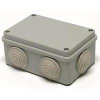 Коробка распаечная LX-35006 120х80х50 IP55 открытой установки