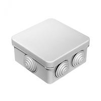 Коробка распределительная 40-0210 для о/п безгалогенная (HF) 80х80х40 (105шт/кор) Промрукав 40-0210